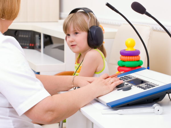 Audiometry for babies and young children